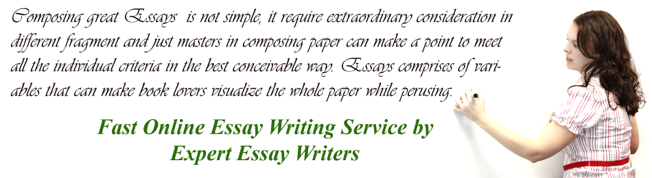 Help Writing An Essay About